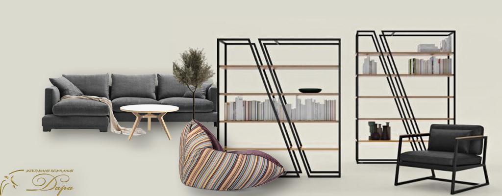 Наша дизайнерская мебель оптом по доступным ценам!