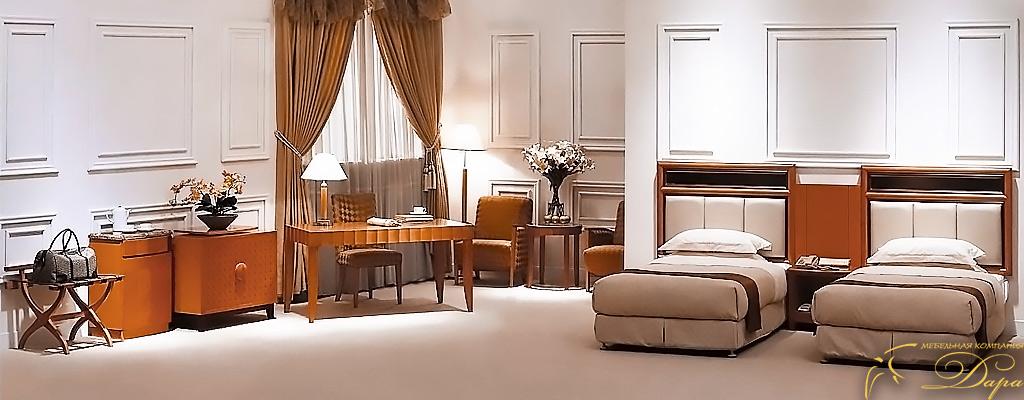 """Предлагаем Вам купить мебель оптом для гостиниц в компании """"Дара""""!"""